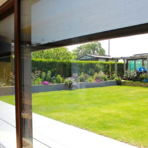 Motorised screens for insect protection