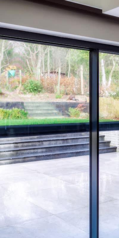 Phantom Screens for large glazed doors