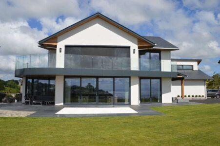 Stunning Coastal Property - Utilising Automated Solar Screens
