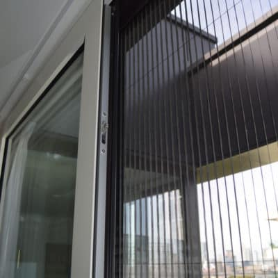 Pleated Fly Screens For Doors