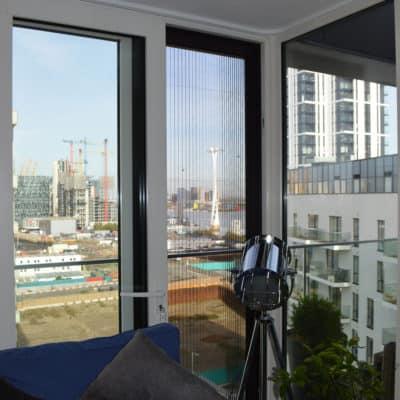 Easy Screening On Apartment Doors