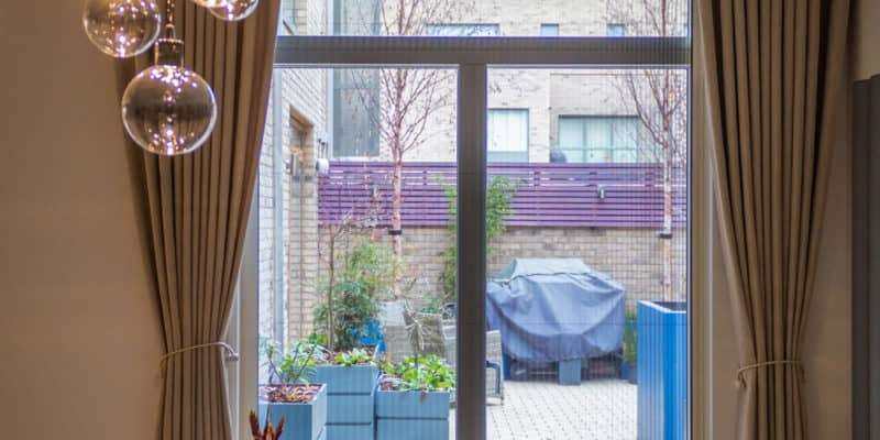 Contemporary Fly Screens For French Doors