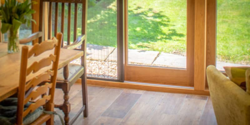 Recessed Fly Screens For French Doors