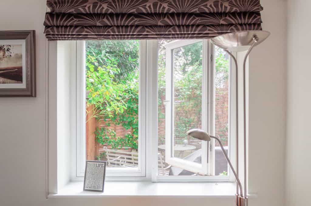 serene window fly screen