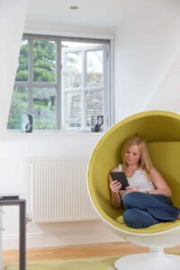 Let Fresh Air Into The House Whilst Keeping Insects Out
