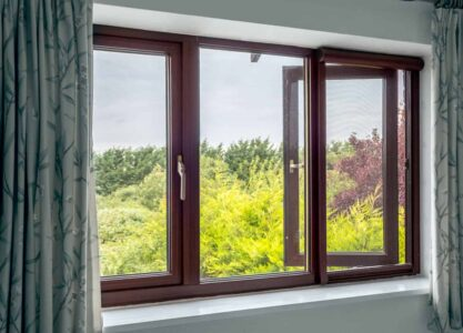 Discreet Fly screens for windows