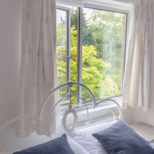 Window Fly Screens on bedroom window
