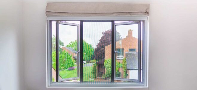Window Screens Let The Best Of The Outdoors In