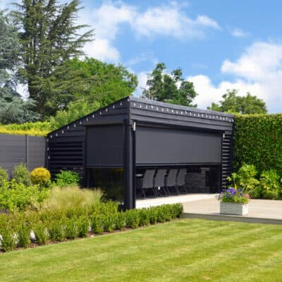 Stylish outdoor living