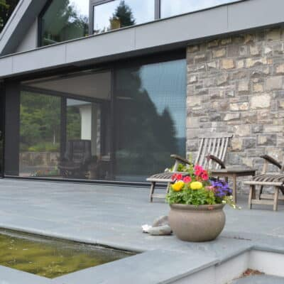 Enjoy garden views without the intrusion of insects