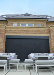 Large Power Screens for self build project