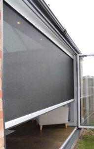 See this power screen in action, keeping the insects out